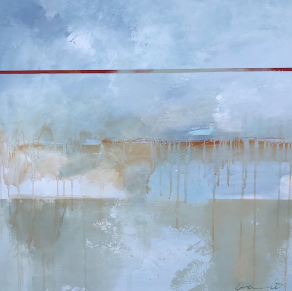 Eric Abrecht - interpretive landscape and abstract paintings
