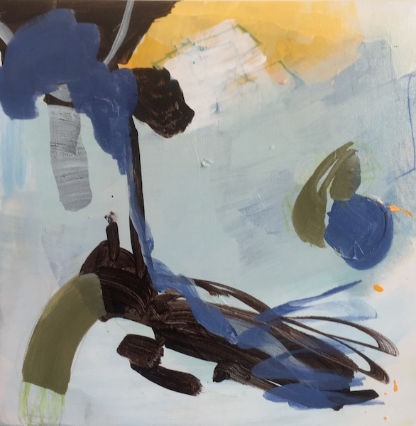Madeline Denaro - dynamic abstract paintings from a renowned artist